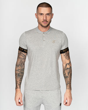 Cosimo Polo Light Grey Marl