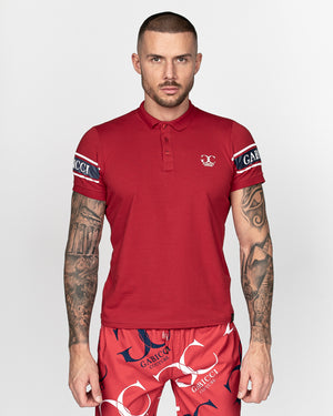 Demonte Polo True Red