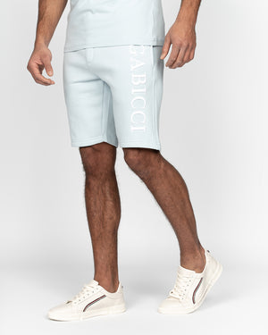 Fausto Fleece Shorts Celestial Blue