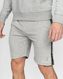 Alessi Shorts Light Grey Marl