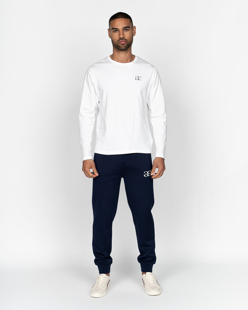 Luoni Trackpants Peacoat