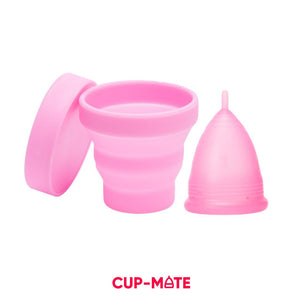 Comfort Set - Medical Grade Menstrual Cup Starter Set