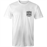 Super Native Unlimited tee - small bold blak