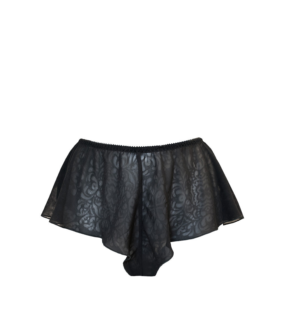 Ornament flutter knicker