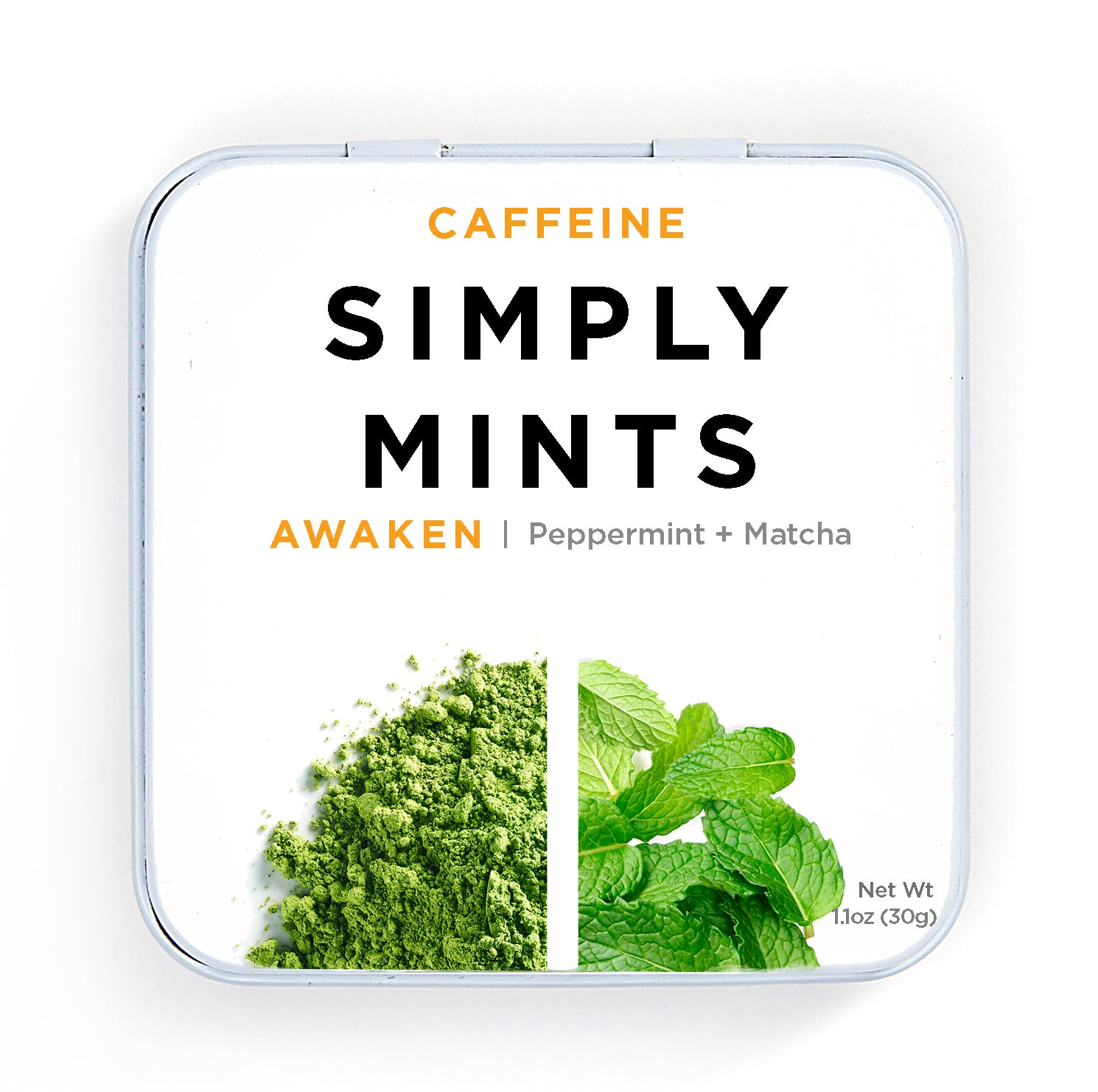 Simply Mints: Awaken (Caffeine)