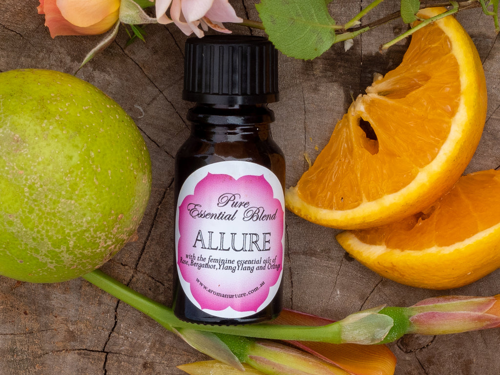 ALLURE Pure essential oil blend