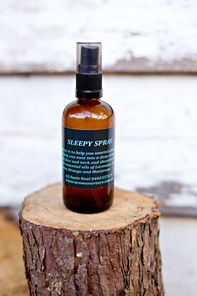 Sleepy Spray