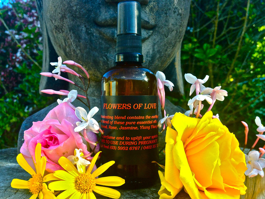 Flowers of Love Spray