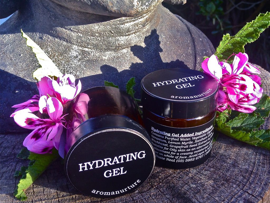 Hydrating Facial Gel