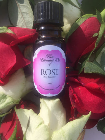 Pure Essential Oil of Rose