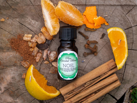 Noel essential oil blend