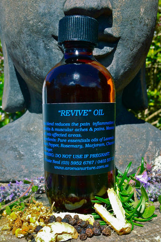 Revive Massage Oil