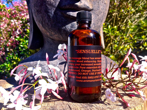 Sensuelle Massage Oil