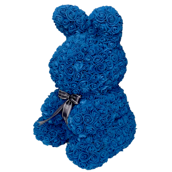 Blue Rose Bunny - Royal Rose