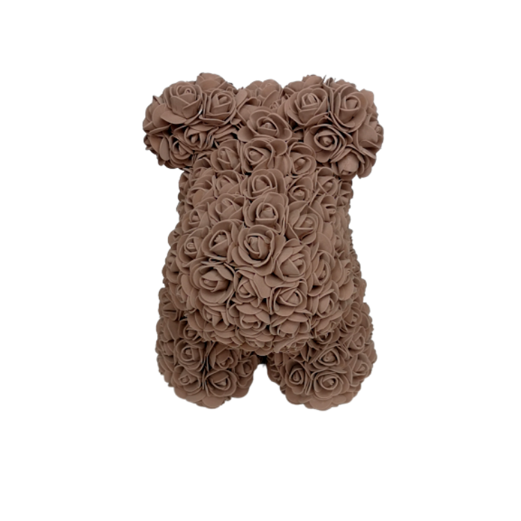 Brown Rose Dog - JTDESIGNSCO