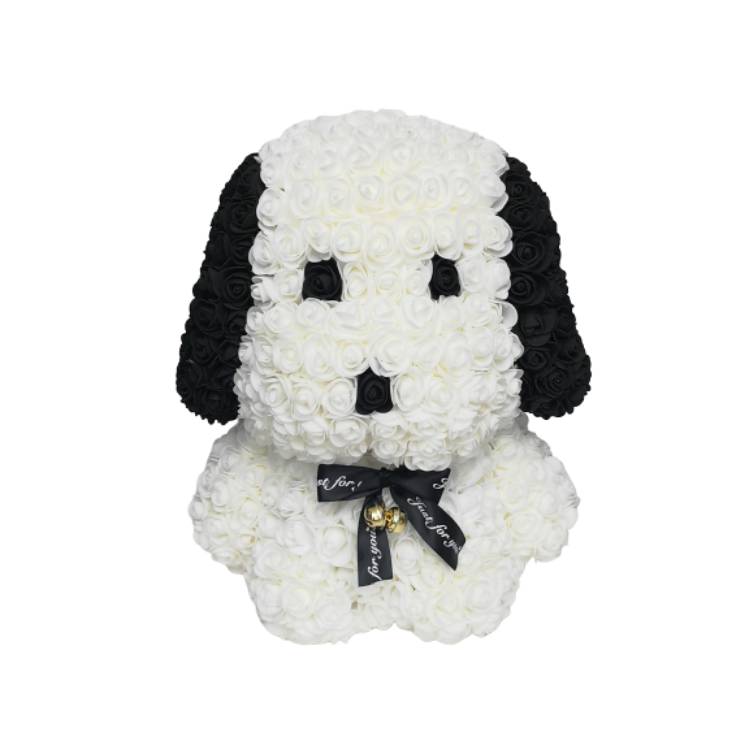 White Rose Snoopy - Royal Rose