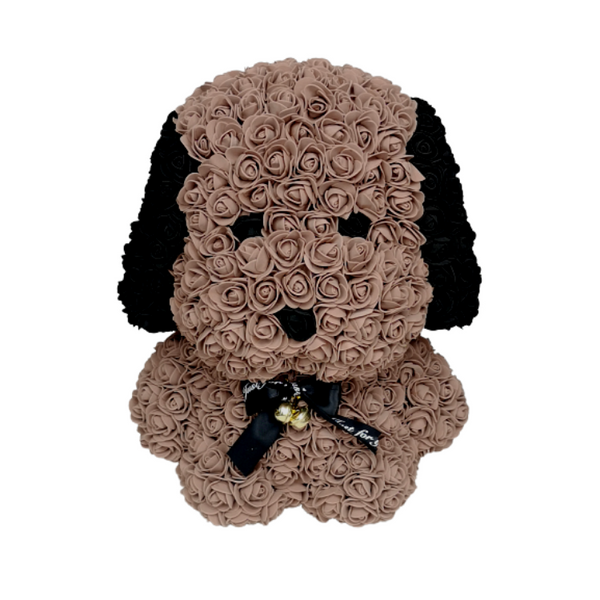 Brown Rose Snoopy - JTDESIGNSCO