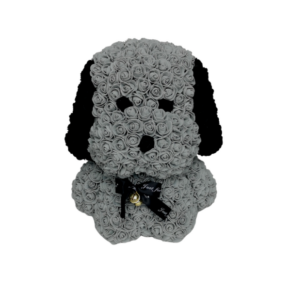 Grey Rose Snoopy - JTDESIGNSCO