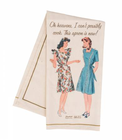 Simplicity Vintage Tea Towels