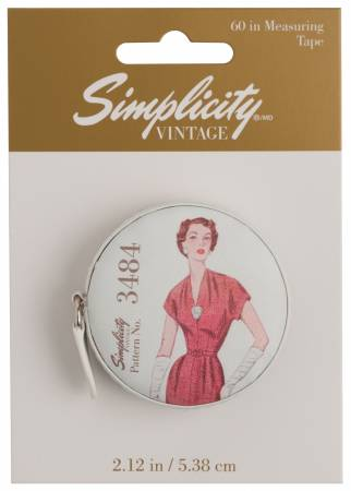 Simplicity Vintage Tape Measure