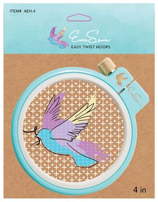 EverSewn 4in Easy Twist Hoop