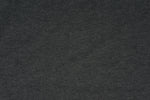 Anthracite - Tencel Organic Cotton Stretch Fleece - 1/2 metre