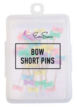 Bow Tie Pins 5.5cm 100 ct Box
