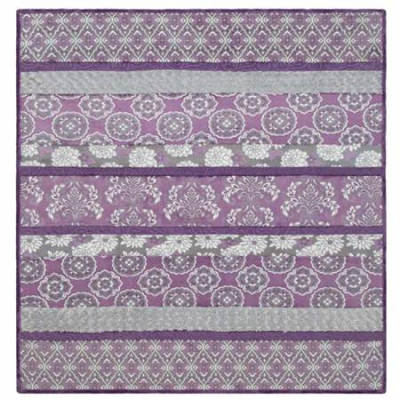 Cuddle Kit Crazy 8 Specialty Violeta 59in x 69in