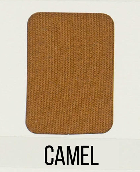 Camel - LUXE Solids FRENCH TERRY - 1/2 Metre