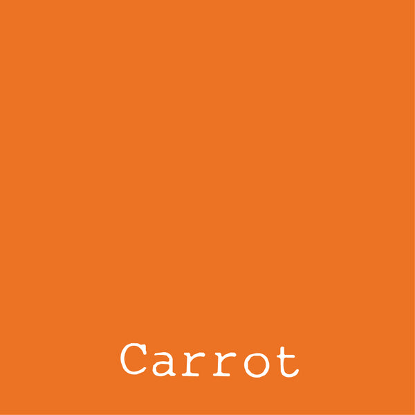 Carrot - LUXE Solids Jersey Knit - 1/2 Metre