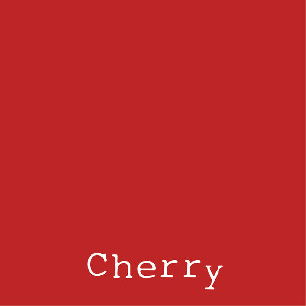 Cherry - LUXE Solids Jersey Knit - 1/2 Metre