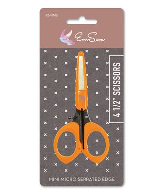 EverSewn 4-1/2in Mini Micro-serrated Edge Scissors