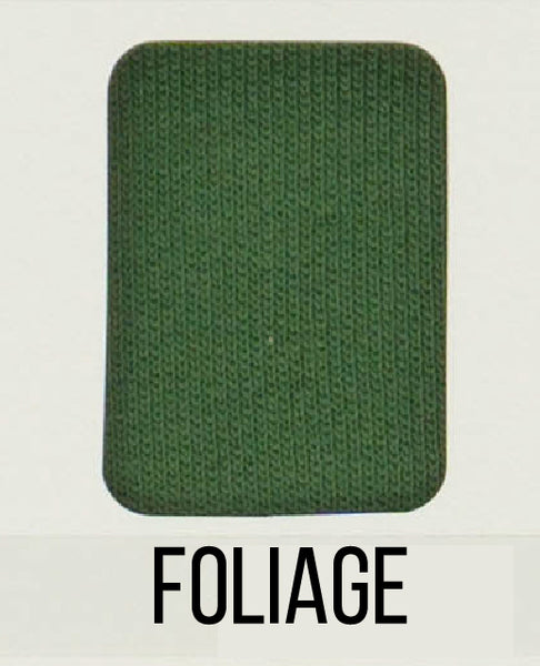Foliage - LUXE Solids FRENCH TERRY - 1/2 Metre