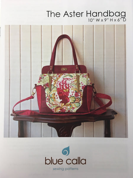 The Aster Handbag - Paper Sewing Pattern