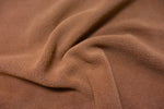 Copper - Glacier Fleece - 1/2 metre