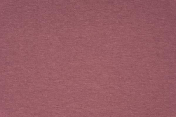 Hawthorn Rose - Tencel Organic Cotton Stretch Fleece - 1/2 metre