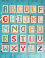 Spelling Bee - Pattern Book