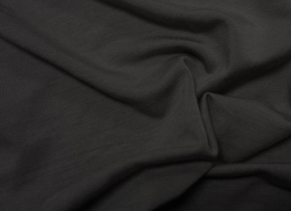 Charcoal - Premium Bamboo Solids - 1/2 metre