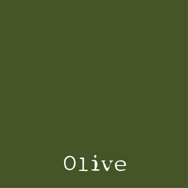 Olive - LUXE Solids Jersey Knit - 1/2 Metre
