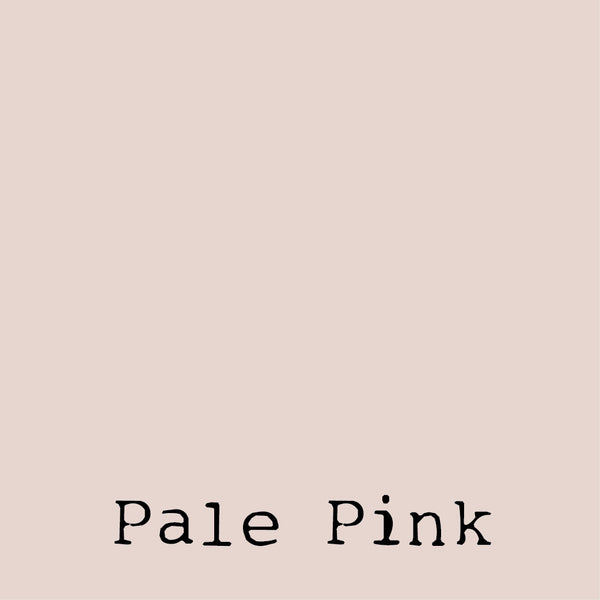 Pale Pink - LUXE Solids Jersey Knit - 1/2 Metre