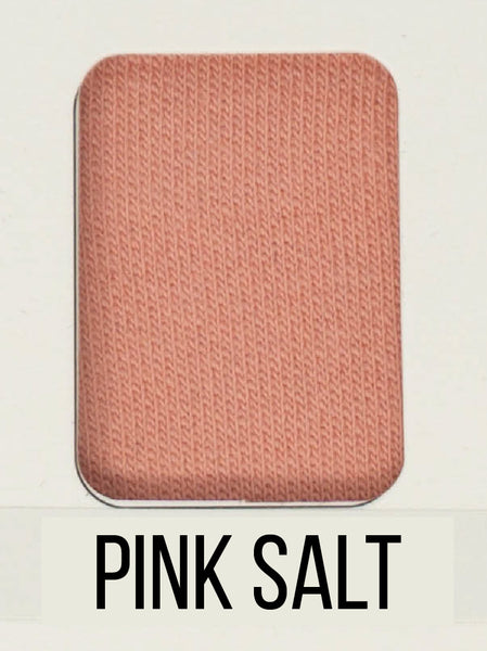Pink Salt - LUXE Solids FRENCH TERRY - 1/2 Metre