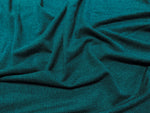 Dark Green - Rumour Jersey Knit - 1/2 metre