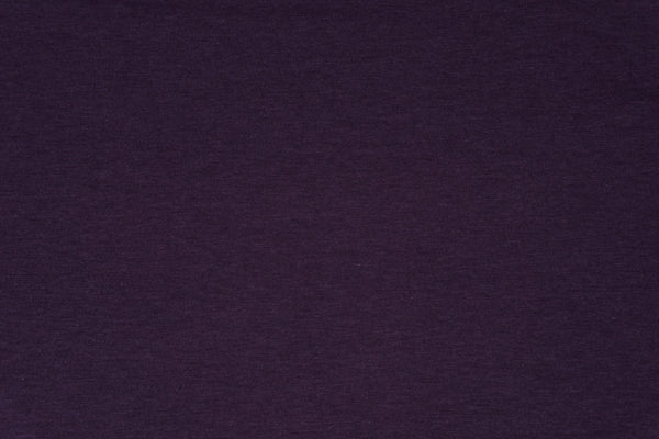 Raisin - Tencel Organic Cotton Stretch Fleece - 1/2 metre