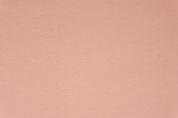 Rose Glow - Tencel Organic Cotton Spandex FRENCH TERRY - 1/2 metre