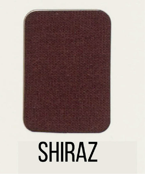 Shiraz - LUXE Solids FRENCH TERRY - 1/2 Metre