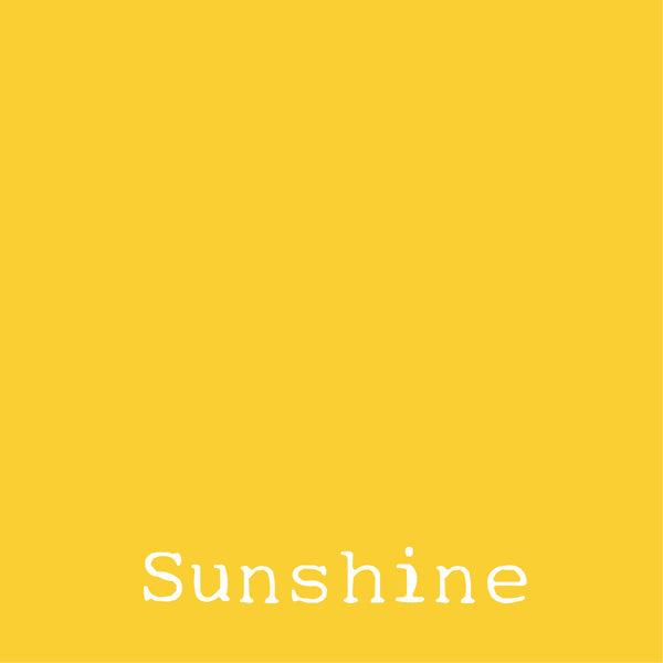 Sunshine - LUXE Solids Jersey Knit - 1/2 Metre
