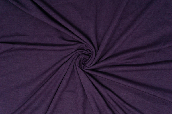 Raisin - Tencel Organic Cotton Spandex Jersey - 1/2 metre