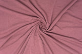 Hawthorn Rose - Tencel Organic Cotton Spandex FRENCH TERRY - 1/2 metre