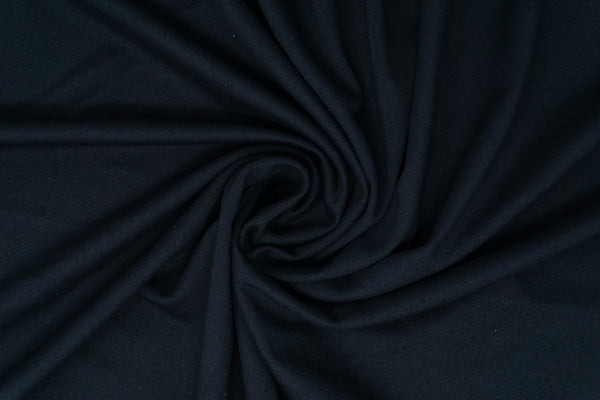 Black - FLEX Athletic Knit - 1/2 Metre