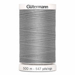 Mist Grey - Col. 102 - Gutermann Sew-All Thread - 500 metres